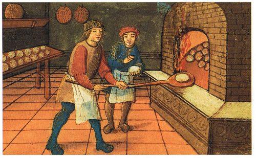 Происхождение пиццы и суши