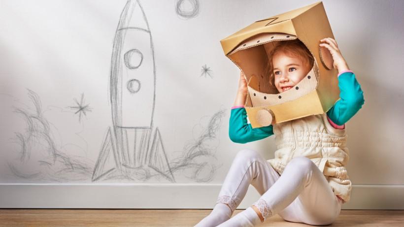 Роль креативности в развитии детей