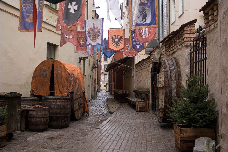 Жемчужины Средневековья на берегах Балтики