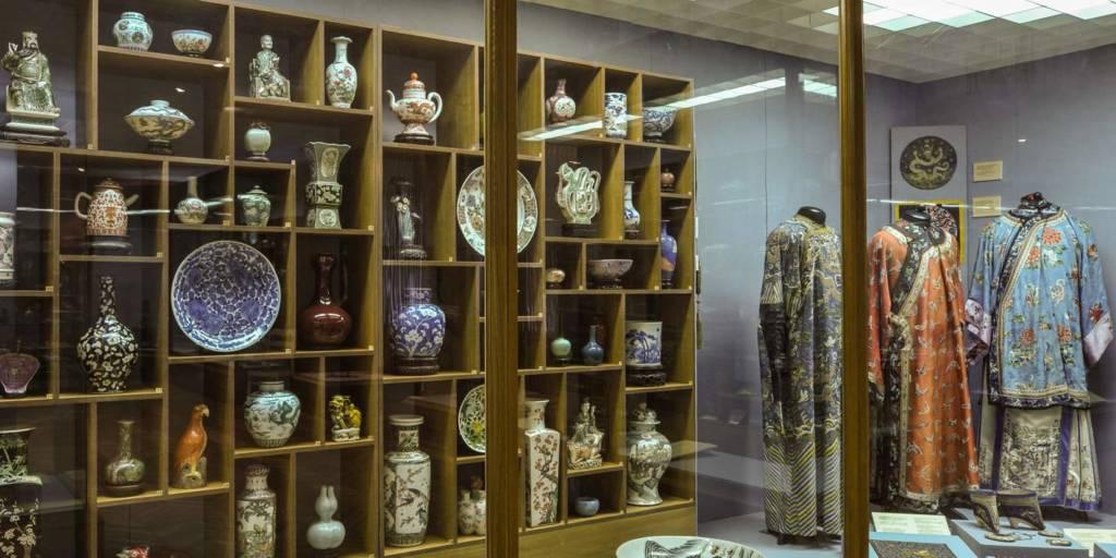 Посещение китайских выставок. Зачем это нужно?