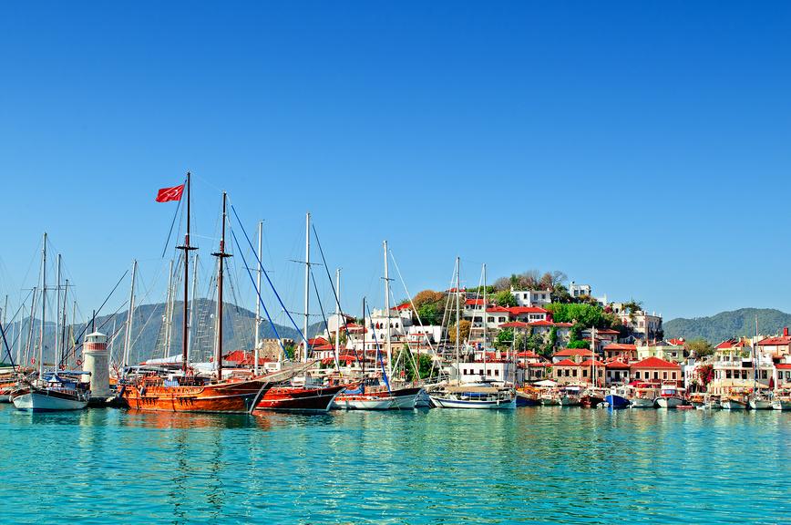 Туры в Мармарис, Турция