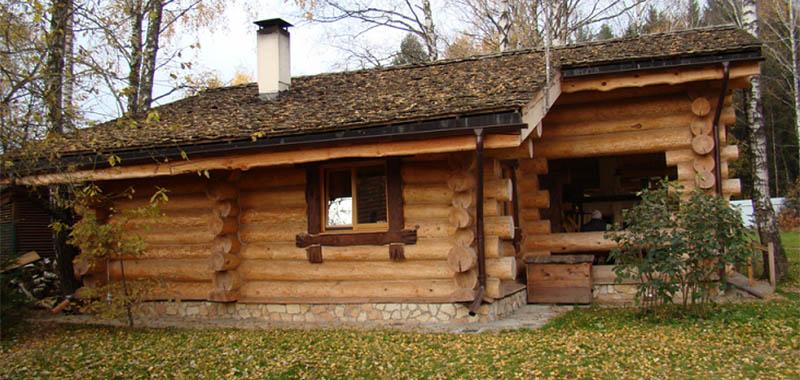 Аутентичные дома из бруса в Тверской области